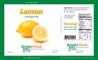 Lemon label