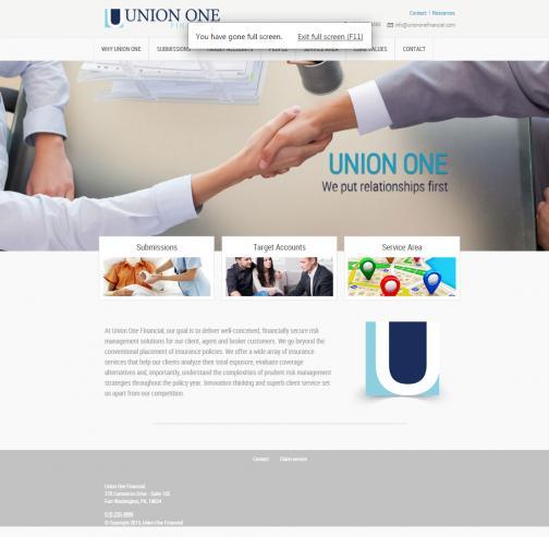 Union One Financial