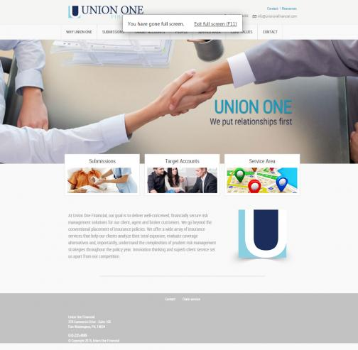 Union One Financial